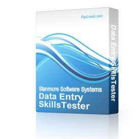 Data Entry SkillsTester | Software | Training