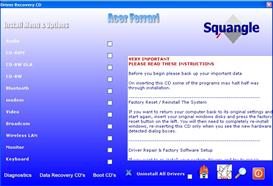 Acer Ferrari 3400 XP drivers restore disk recovery cd driver download iso   Software   Utilities