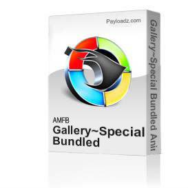 Gallery~Special Bundled Animated Clips Package Deal | Movies and Videos | Animation and Anime