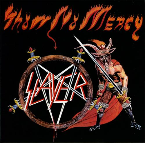 First Additional product image for - SLAYER Show No Mercy (1993) (RMST) (METAL BLADE) 320 Kbps MP3 ALBUM