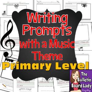 writing kit-primary