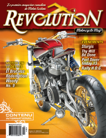 Revolution Motorcycle Magazine Vol.15 francais | eBooks | Automotive