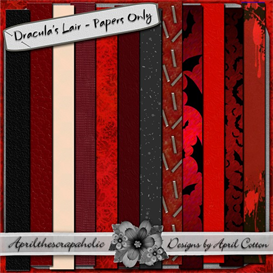 Download the Scrapbooking Other Files | Dracula's Lair Papers