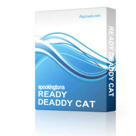 Ready Deaddy Cat | Software | Games