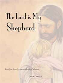 The Lord is My Shepherd Sheet Music | eBooks | Sheet Music