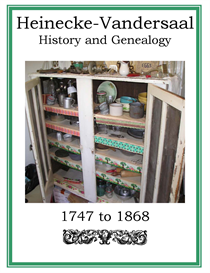 Heinecke Family History and Genealogy | eBooks | History