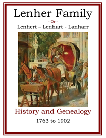 Lenher Family History and Genealogy | eBooks | History