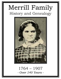 Merrill Family History and Genealogy | eBooks | History