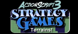 AS3 Strategy Games - Terrain Generation | Movies and Videos | Educational