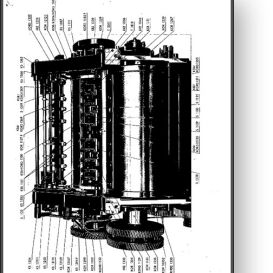 Heidelberg KOR Parts Manual | Other Files | Documents and Forms