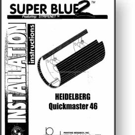 Heidelberg Quickmaster 46-2 Superblue Manual | Other Files | Documents and Forms