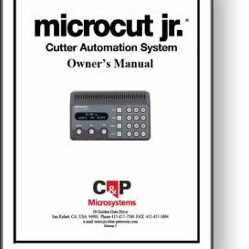 Microcut Jr. Paper Cutter Operator's Manual | Other Files | Documents and Forms