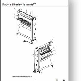 Seal Image 62 Plus Laminator Operator's Manual | Other Files | Documents and Forms