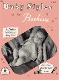 Baby Styles by Beehive - Crochet Pattern eBook | eBooks | Arts and Crafts