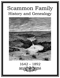 Scammon Family History and Genealogy | eBooks | History