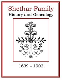 Shethar Family History and Genealogy | eBooks | History