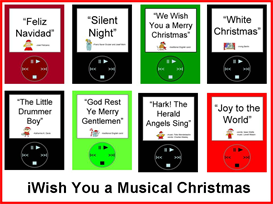 iWish You a Musical Christmas | Other Files | Patterns and Templates