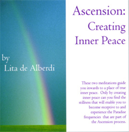 ascension: creating inner peace