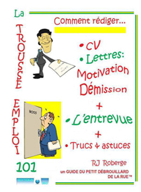 La TROUSSE EMPLOI 101 | eBooks | Self Help