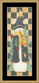 Snowman - Cross Stitch Download | Crafting | Cross-Stitch | Other