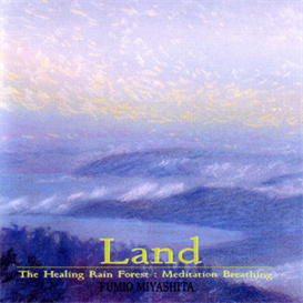 Fumio Miyashita The Healing Rain Forest Land 320kbps MP3 album | Music | New Age