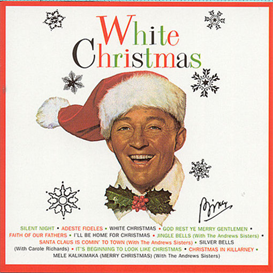 BING CROSBY White Christmas (1998) (MCA RECORDS) (12 TRACKS) 320 Kbps MP3 ALBUM | Music | Popular