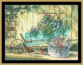 Spring Social - Cross Stitch Download | Crafting | Cross-Stitch | Other