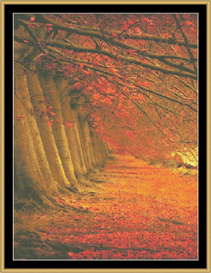 Fall Tree Ii - Cross Stitch Download | Crafting | Cross-Stitch | Other