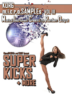 microSAMPLEs Vol III Super Kicks + More | Software | Add-Ons and Plug-ins