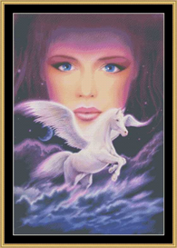 Pegasus Dream - Cross Stitch Download | Crafting | Cross-Stitch | Other