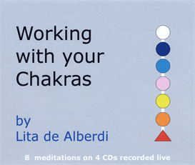 Working with your Chakras   Audio Books   Religion and Spirituality