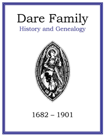 Dare Family History and Genealogy | eBooks | History