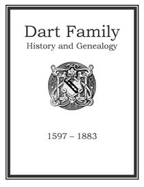 Dart Family History and Genealogy | eBooks | History