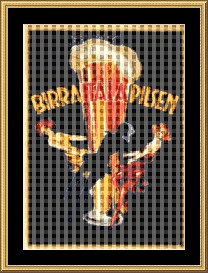 Birra Italia - Cross Stitch Download | Crafting | Cross-Stitch | Other