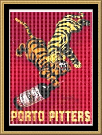 Porto Pitters - Cross Stitch Download | Crafting | Cross-Stitch | Other