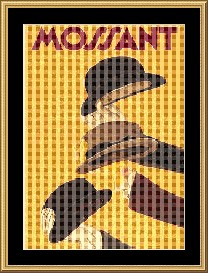 Mossant - Cross Stitch Download | Crafting | Cross-Stitch | Other