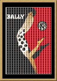 Bally - Cross Stitch Download | Crafting | Cross-Stitch | Other