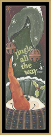 Jingle All The Way - Cross Stitch Download | Crafting | Cross-Stitch | Other