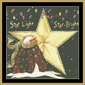 Starlight Starbright - Cross Stitch Download | Crafting | Cross-Stitch | Other
