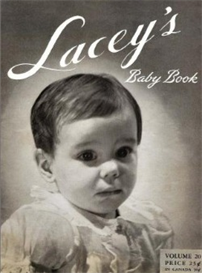 lacey's baby book no. 20 - crochet pattern ebook