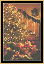 Not A Creature Was Stirring - Cross Stitch Download   Crafting   Cross-Stitch   Other
