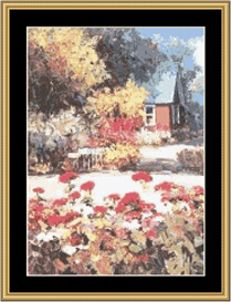 Bloomsburg Ii - Cross Stitch Downlaod | Crafting | Cross-Stitch | Other