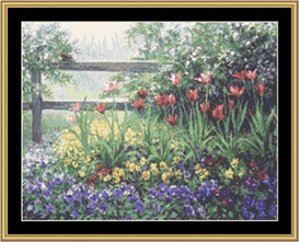 Spring - Cross Stitch Download | Crafting | Cross-Stitch | Other