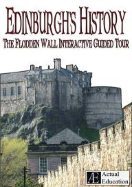 edinburgh's history - the flodden wall interactive guided tour