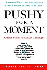 Pushy For a Moment (eBook) | eBooks | Philosophy