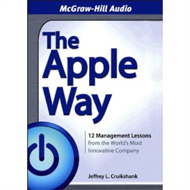 The Apple Way: 12 Management Lessons from the World's Most Innovative Company, 4-cd set