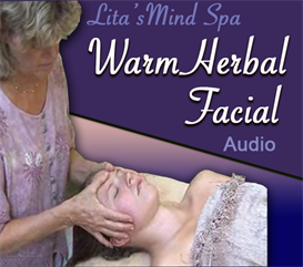 Warm Herbal Facial Massage | Audio Books | Health and Well Being