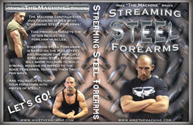 Streaming Steal Forearms