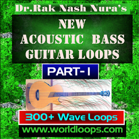 New Acoustic Bass - Part -1 | Music | Soundbanks
