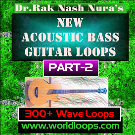 New Acoustic Bass - Part -2 | Music | Soundbanks